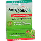Quantum Health Super Lysine Plus Cold Sore Treatment - 0.25 oz tube