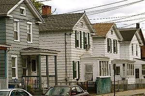 Trowbridge Square Historic District, New Haven.