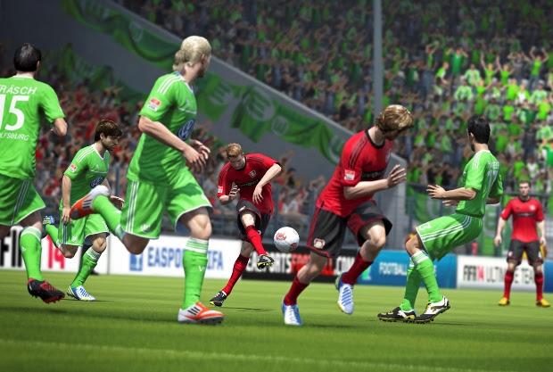 Técnica e reações dos jogadores serão quatro vezes mais realistas (Foto: Divulgação/TechTudo)