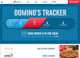 Domino Pizza Delivery