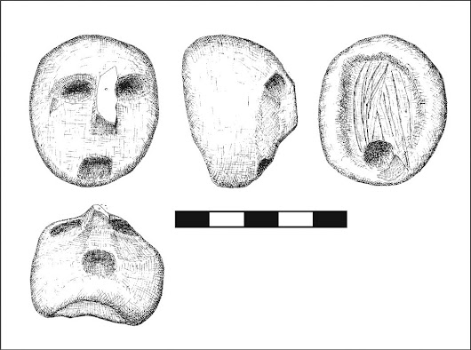 – ANE TODAY – 201809 – Behind the Mask: Early Neolithic miniature masks (and one larger-than-life example) from Göbekli Tepe (and beyond)