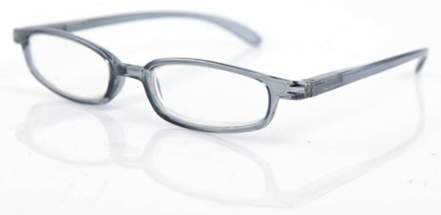 Risky: The Which? study found that ready-made glasses can cause eye strain, dizziness and even double vision