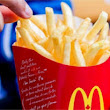 FREE Fries at McDonald's if Canadiens Score the First Goal