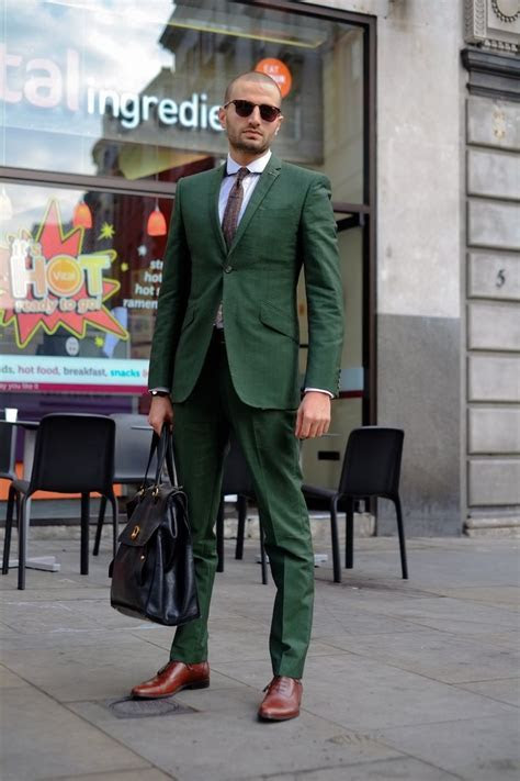 Latest Coat Pant Designs Green Men Suit Slim Fit Wedding