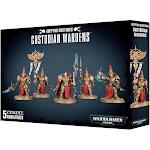 Warhammer 40k: Adeptus Custodes Custodian Wardens