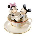 Lenox Disney Showcase Mickeys Teacup Twirl