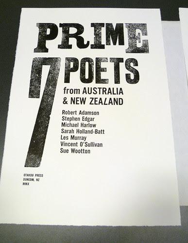 Prime title page