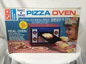 Domino Pizza Oven