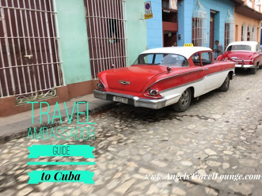 Travel to Cuba Independently | The Travel Ambassador