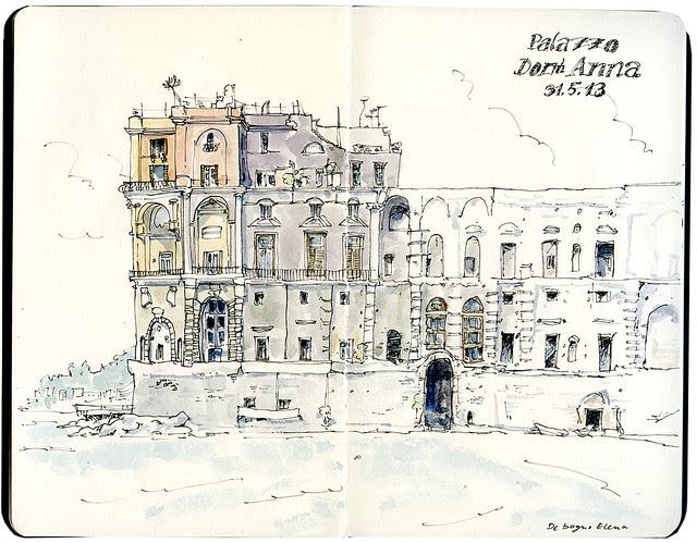 Palazzo Donn´ Anna