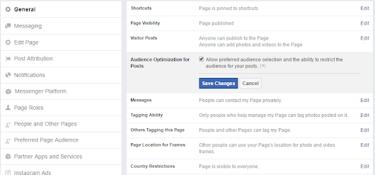 Facebook Posts: How to Reach your Preferred Audience