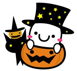 10月31日はハロウィンイベント開催 金沢シーサイド新座