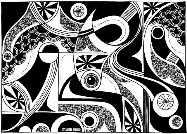Friday Flashback : 2006 Black & White.