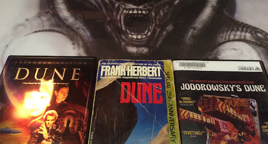 From The Void   –  Fragments of Dune: The Jake Ten Pas Story
