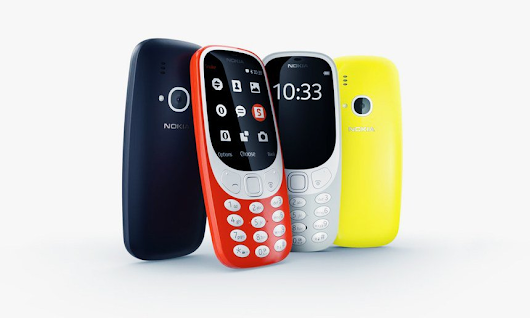 Nokia 3310 is back! Colorful, yet the basic feature phone. - Gizmo Times