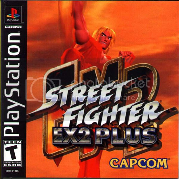 Street Fighter EX-2 Plus