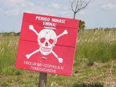 landminesign