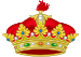 Heraldic Crown of Spanish Infantes.svg