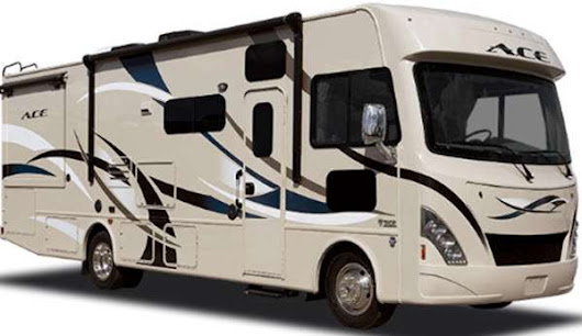 ACE Motor Home Class A | RV Sales | 9 Floorplans