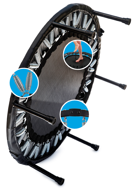 Best Rebounder Trampoline | Cellercise