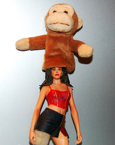 Everybody's got something to hide 'cept for me and my monkey
