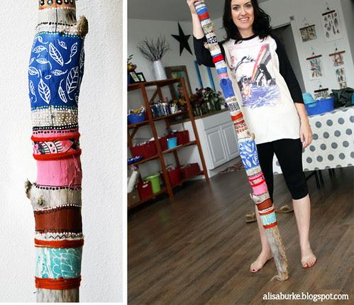 big art stick