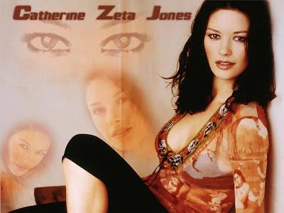 catherine zeta jones hairstyle