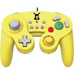 Hori Wired Controller for Nintendo Switch - Yellow Pikachu