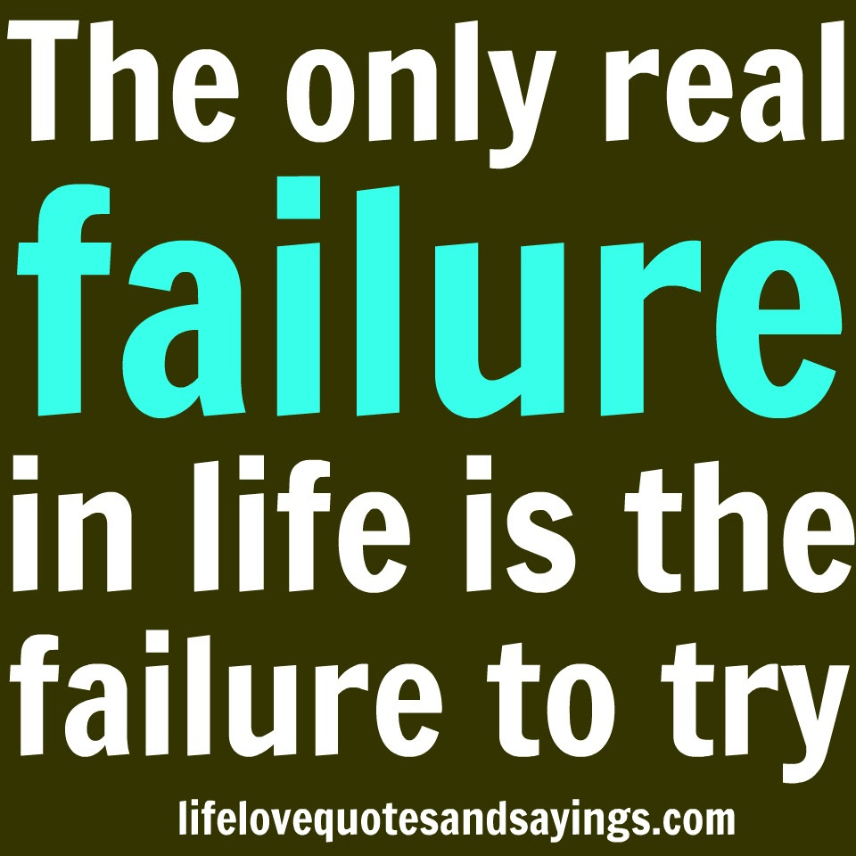 Quotes About Failure In Life 212 Quotes