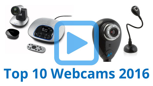 Top 10 Webcams of 2016 | Video Review