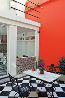 Decoracion una casa chorizo renovada blog y arquitectura for Decoracion de casas antiguas
