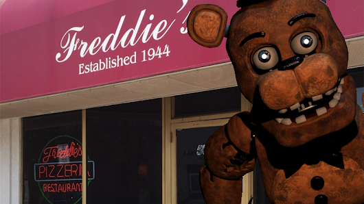 Innocent Pizzeria Besieged By Five Nights At Freddy's Phone Calls