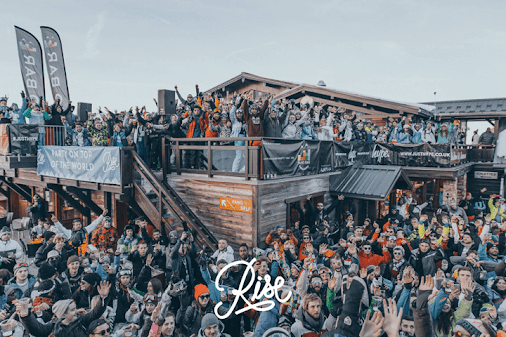 RISE - The Alpine ski festival with adventure, wellbeing and mountain top parties has announced final...