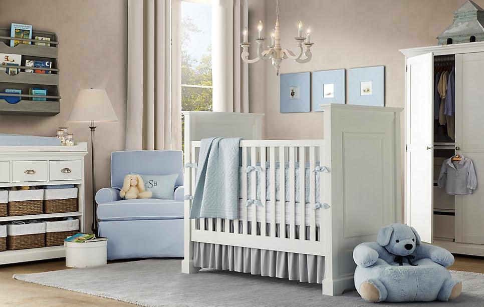XP: This may be our elegant grey/blue boy nursery theme ...