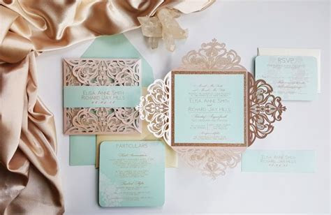 50  Best Wedding Invitations for 2018 (PHOTOS)   Emmaline