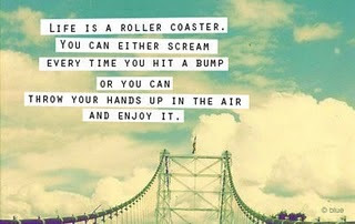 Simply Sierra Life Is Like A Roller Coaster
