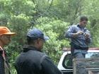 Guarda do Parque da Serra do Mar é baleado (Anselmo da Silva de Melo/VC no G1)