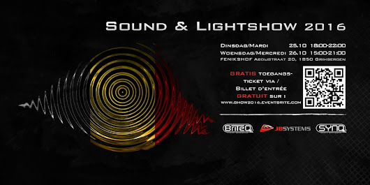 Sound & Lightshow 2016