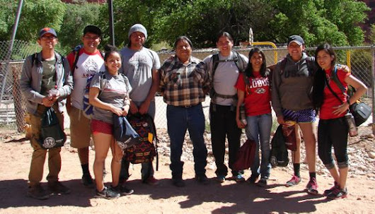 AISS hosts first 'Alternative Spring Break' at the Grand Canyon