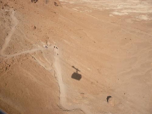 snake trail Masada