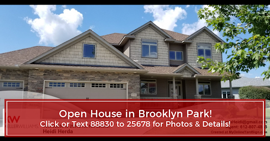 OPEN HOUSE - Brooklyn Park