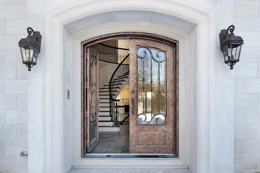 Your Front Door Is Your Home's Best Introduction: Custom Home Design-Build Tips - Nelson Construction & Renovations, Inc.
