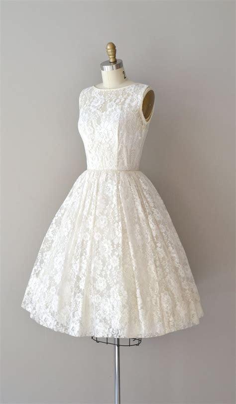 1000  ideas about 50s Wedding Dresses on Pinterest   1950