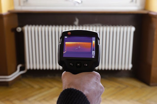Thermal Imaging for contractors – advantages in a nutshell