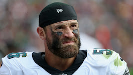 Eagles' Chris Long donating entire 2017 salary to educational equality | NFL | Sporting News