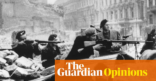 I survived the Warsaw ghetto. Here are the lessons I'd like to pass on | Stanisław Aronson | Opinion | The Guardian