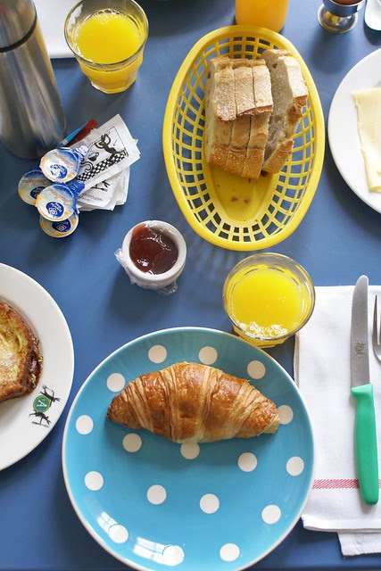 breakfast @ augustus