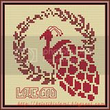 MAH003 Bird Cross Stitch- clik to view