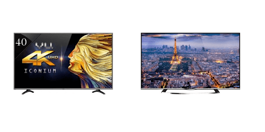 1Best Ultra HD (UHD) 4K LED Televisions in India under Rs 50,000 (2016)