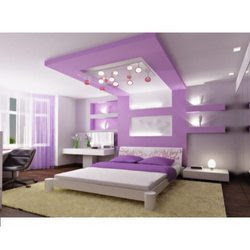 Interior Decoration Services - Turnkey Base Jobs, False Ceiling